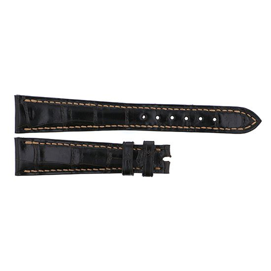strap patekphilippe Genuine strap Patek Philippe Dark brown croco -