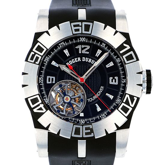 rogerdubuis easydiver ROGER DUBUIS Easy diver Tour diver 88 limited editions rddbse0181