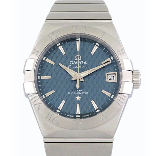 omega constellation OMEGA Constellation Coaxial 123.10.38.21.03.001
