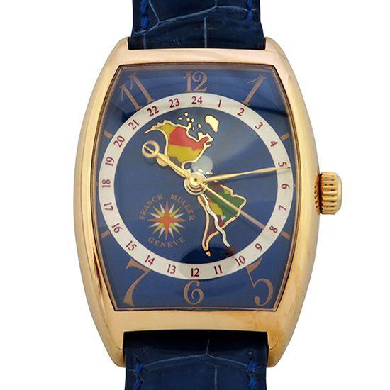 hot sale online 646c4 5f001 2852 (中古) フランク・ミュラー トノウカーベックス | 腕時計の ...