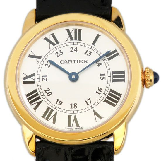 cartier rondesolodecartier カルティエ ロンドソロ SM w6700355