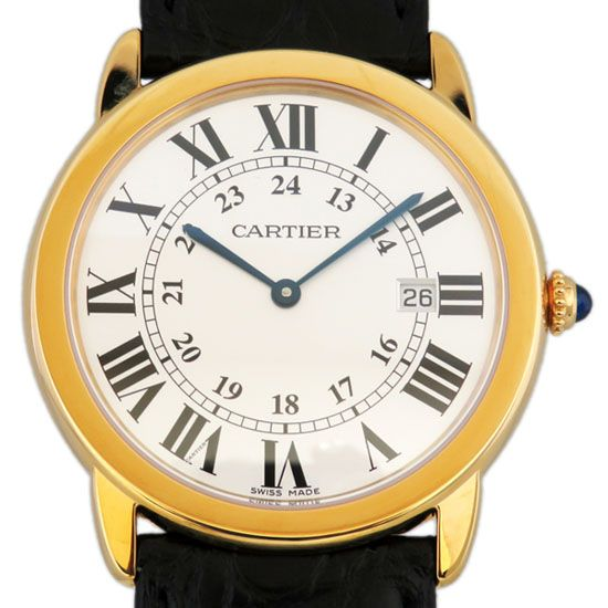 cartier rondesolodecartier カルティエ ロンドソロ LM w6700455