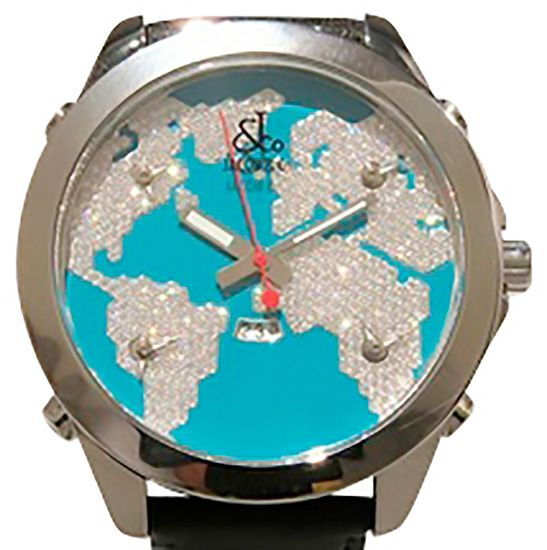 jacobco fivetimezone JACOB&CO Five Time Zone  jc-47stq