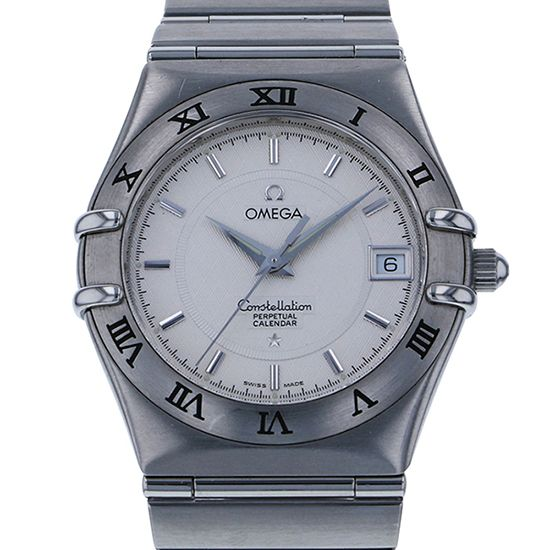 omega constellation OMEGA Constellation Perpetual calendar 1552.30.00