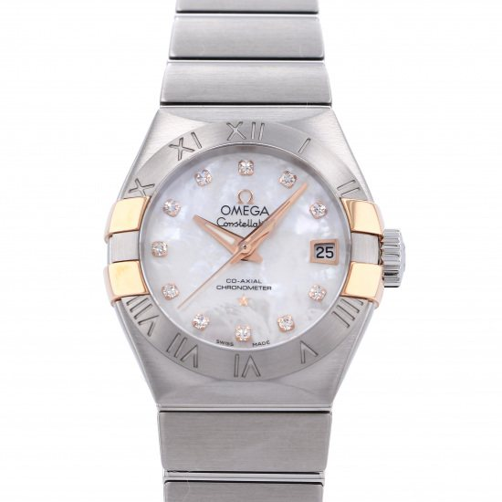 omega constellation OMEGA Constellation Coaxial 123.20.27.20.55.004