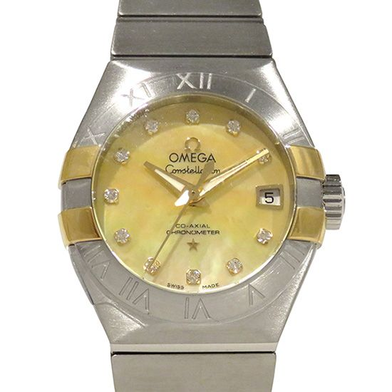 omega constellation OMEGA Constellation Coaxial 123.20.27.20.57.003