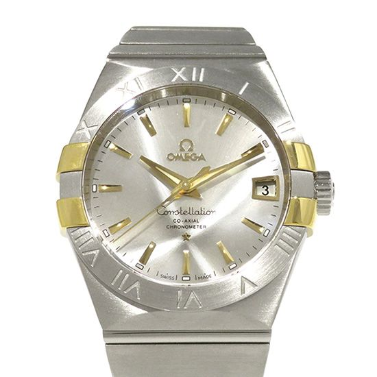 omega constellation OMEGA Constellation Coaxial Chronometer 123.20.38.21.02.005