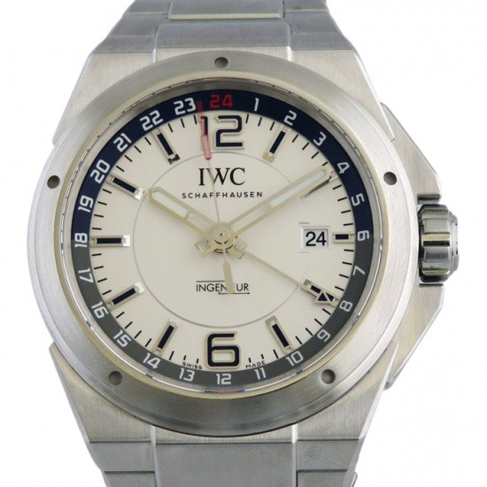 iwc engineer IWC Ingenieur Dual time iw324404