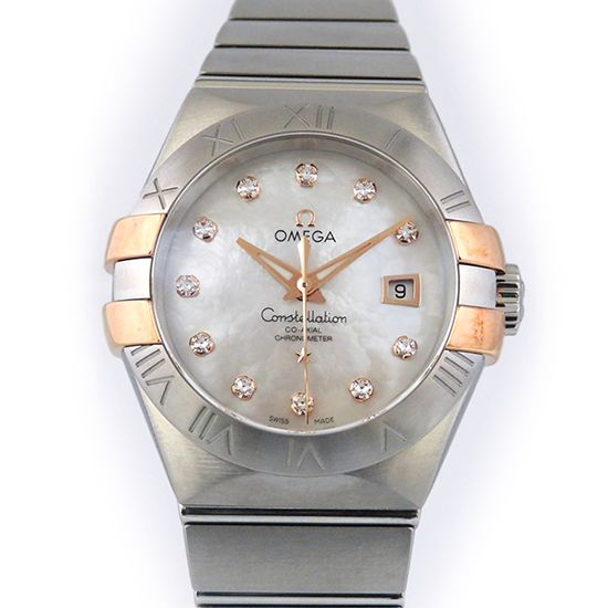 omega constellation OMEGA Constellation Coaxial 123.20.31.20.55.003