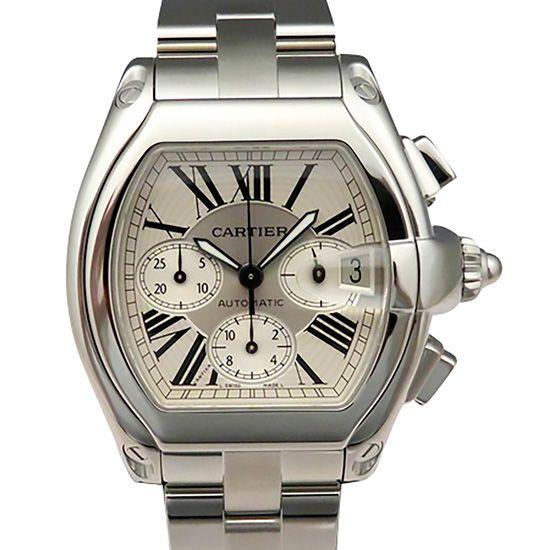 new styles 5596e 3bcdf カルティエ ロードスター(新品) | 腕時計の通販 - ジェム ...