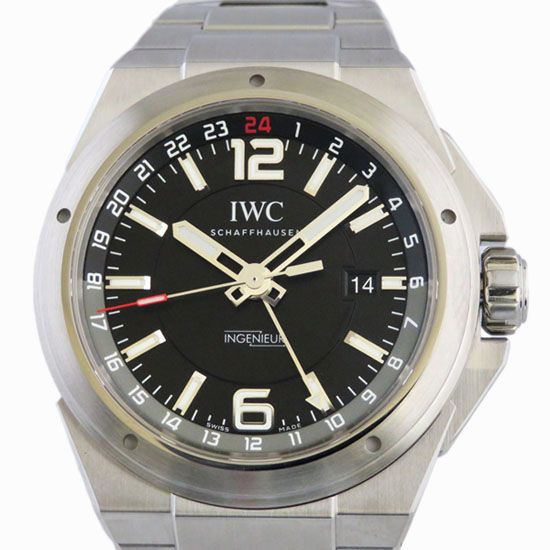 iwc engineer IWC Ingenieur Dual time iw324402