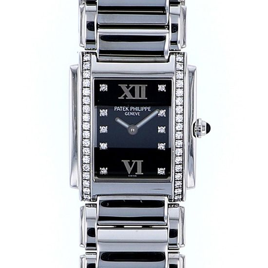 patekphilippe other PATEK PHILIPPE Twenty-4 Bezel diamond 4910/10a-001
