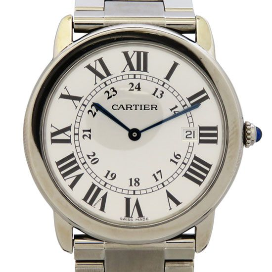 cartier rondesolodecartier Cartier Rondo Solo LM w6701005