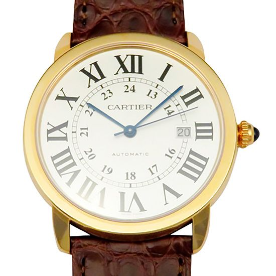 cartier rondesolodecartier カルティエ ロンドソロ XL w6701009
