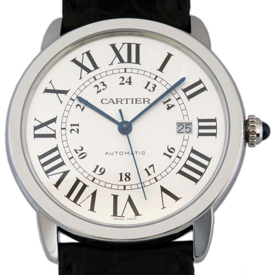 cartier rondesolodecartier カルティエ ロンドソロ XL w6701010
