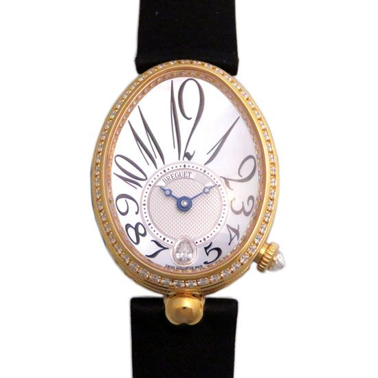 breguet queenofnaples Breguet Queen of Naples Bezel diamond 8918ba/58/864 d00d