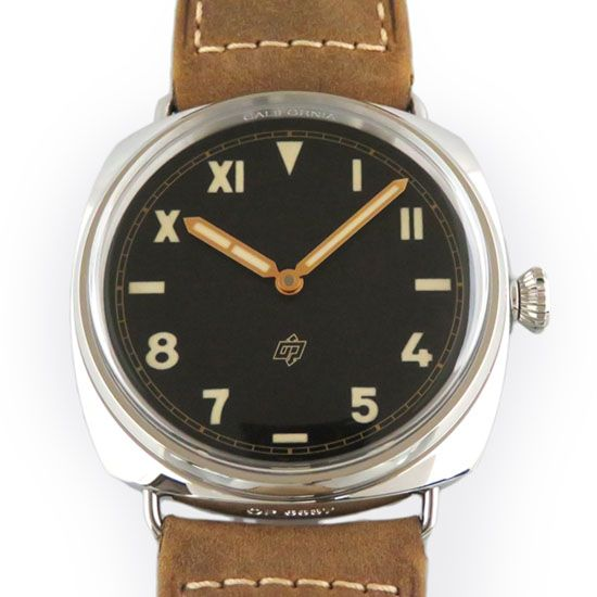 panerai radiomir PANERAI Radio meal California 3 Days pam00424