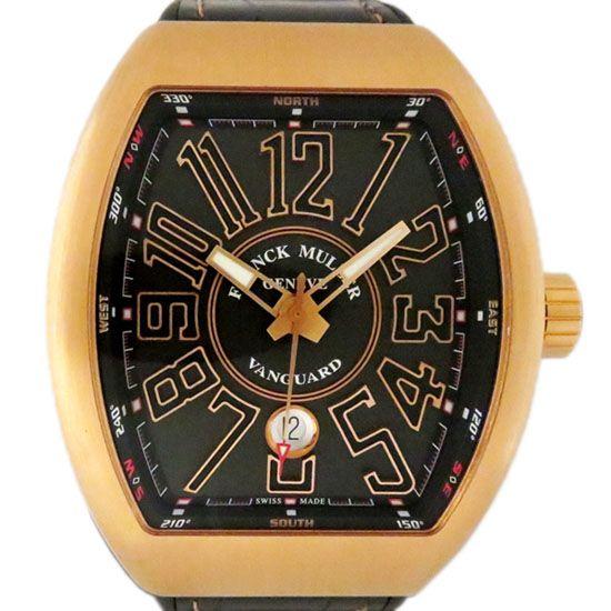 size 40 28850 06917 V45SCDT (新品) フランク・ミュラー ヴァンガード | 腕時計の ...