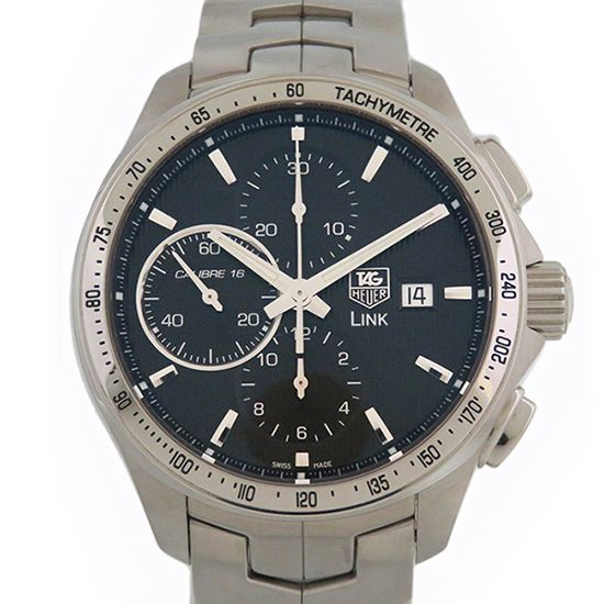 tagheuer link タグ・ホイヤー リンク クロノグラフ cat2010.ba0952