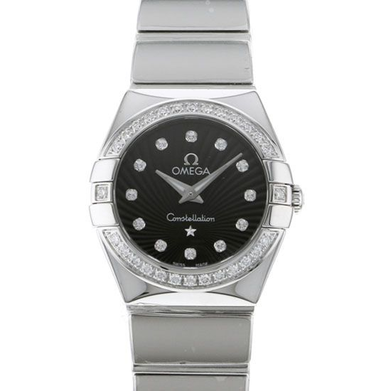 omega constellation OMEGA Constellation Polish Quartz 123.15.24.60.51.002