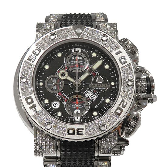 aquanautic other AQUANAUTIC King Cuda Chrono dive Bezel diamond -