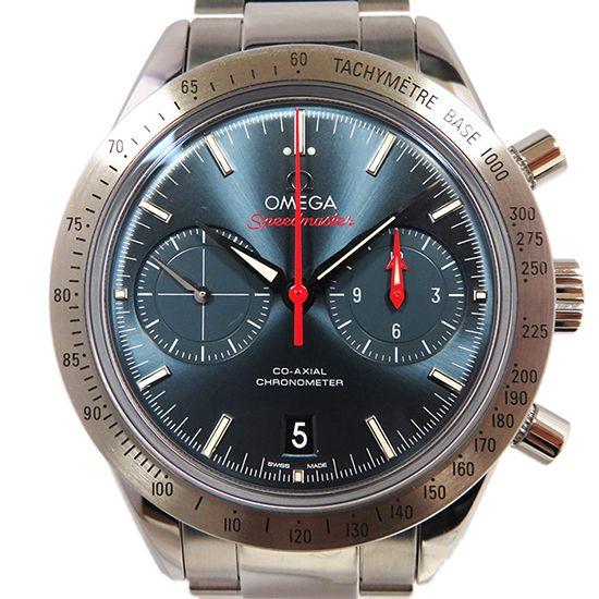 0c1d19e7f50a オメガ OMEGA スピードマスター 57 クロノグラフ 331.10.42.51.03.001 新品 腕時計 メンズ
