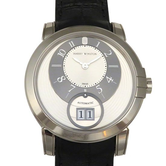 harrywinston midnight HARRY WINSTON Midnight Big date midabd42ww001