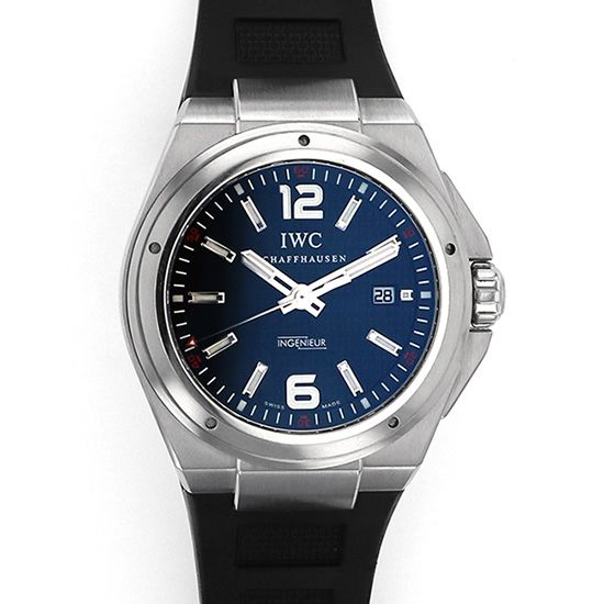 iwc engineer IWC Ingenieur Automatic Mission earth iw323601
