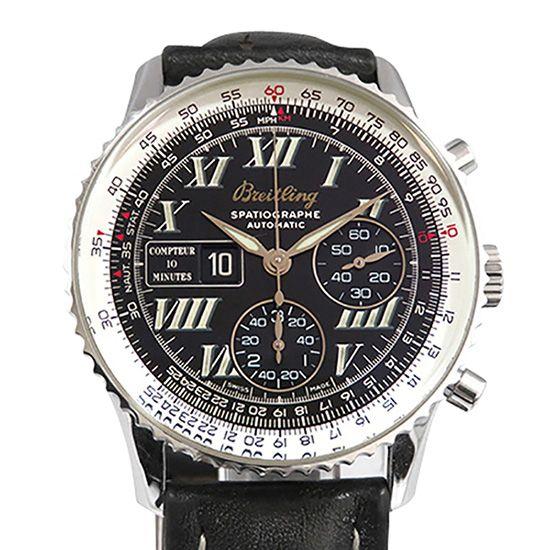 best service 4f1b5 548ce A36030.1 (中古) ブライトリング ナビタイマー   腕時計の通販 ...