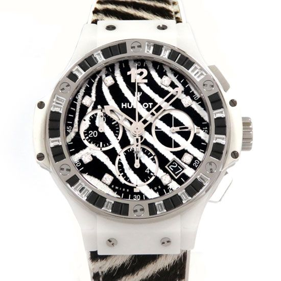 hublot bigbang HUBLOT big Bang Zebra white 250 limited editions 341.hw.7517.vr.