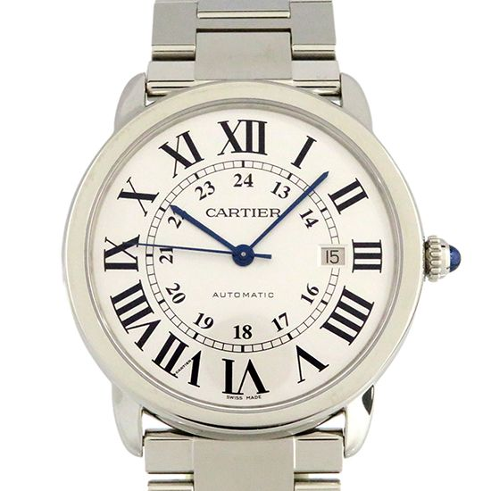 cartier rondesolodecartier カルティエ ロンドソロ XL w6701011
