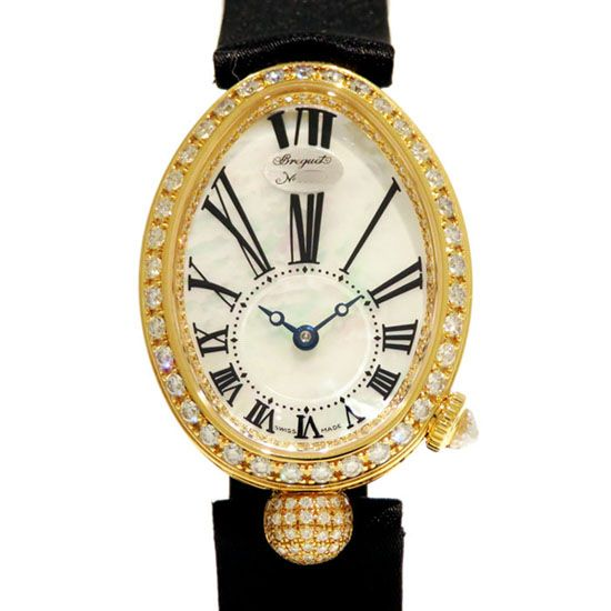breguet queenofnaples Breguet Queen of Naples Bezel diamond 8928ba/51/844 dd0d