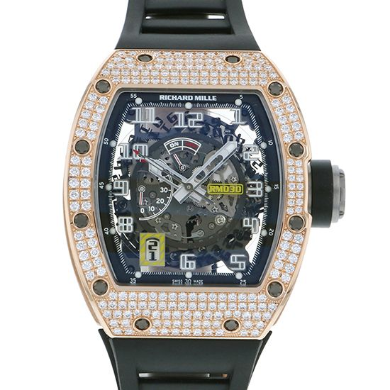 richardmille other Richard Mille automatic Decatchable rotor rm030rg