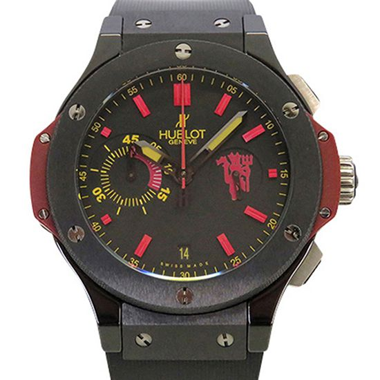 hublot other HUBLOT Red devil van Manchester United 500 books in the world 318.cm.1190. rx.man08