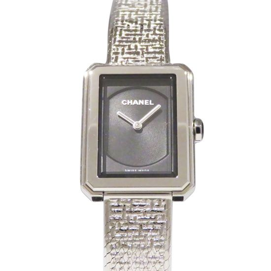 chanel boyfriend CHANEL boy friend tweed S h4876