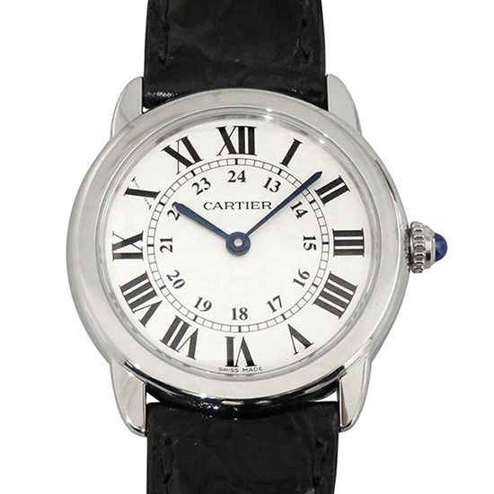 cartier rondesolodecartier カルティエ ロンドソロ SM w6700155