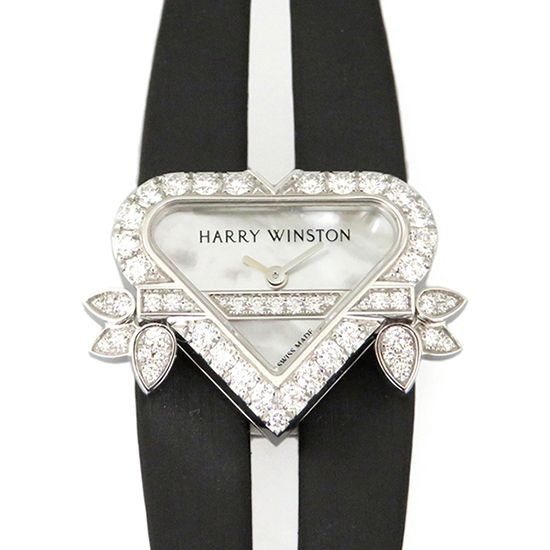 harrywinston other HARRY WINSTON Rose Bad Heart Buy Harry winston hjtqhm26ww003