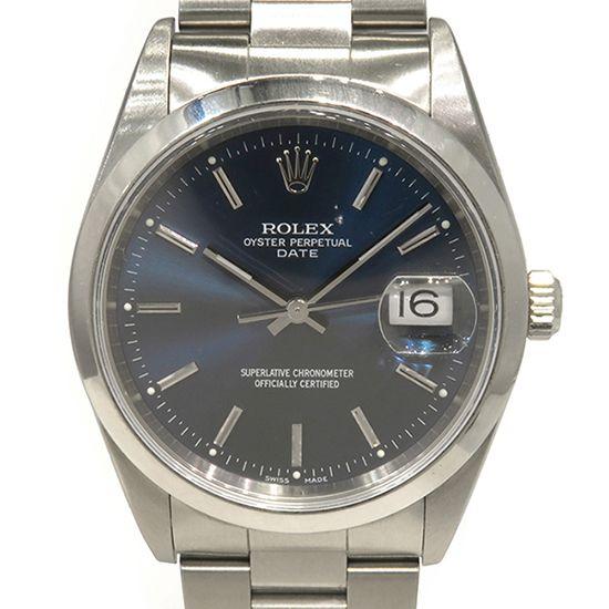 new styles 957ac 1feba 15200 (中古) ロレックス オイスターパーペチュアル | 腕時計の ...
