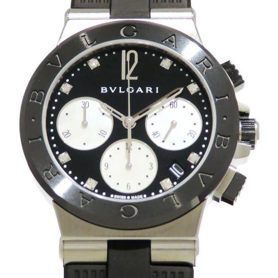 8a712c323376 DG37BSBCVDCH/8(新品) ブルガリ ディアゴノ | 腕時計の通販 - ジェム ...