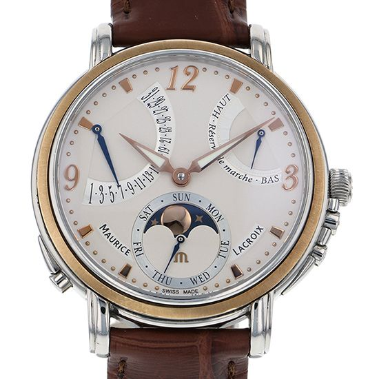 Maurice Lacroix other Maurice Lacroix Master piece Moon phase Retrograde mp7078-ps101-120