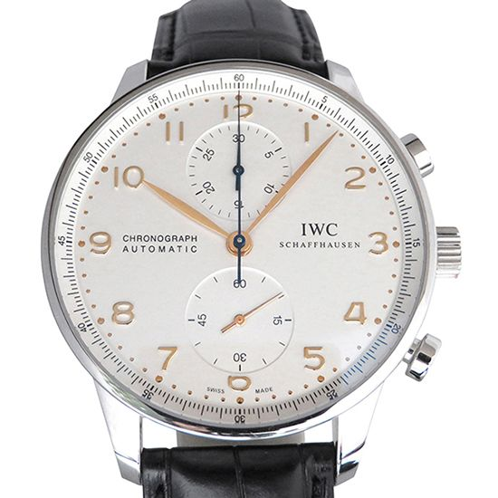 best service 934f2 047b7 IW371445 (中古) IWC ポルトギーゼ | 腕時計の通販 - ジェム ...