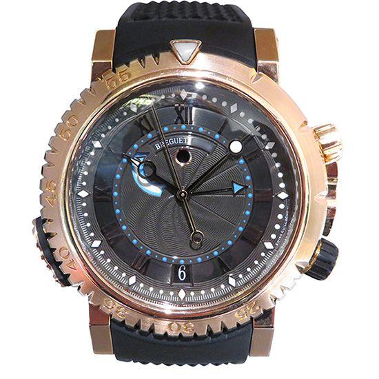 best website 9595a da882 5847BR/Z2/5ZV (中古) ブレゲ マリーン   腕時計の通販 - ジェム ...