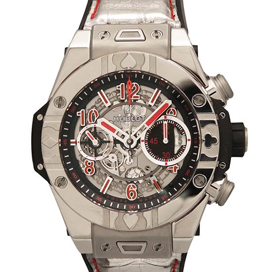 the latest 0c66b b252a 411.SX.1170.LR.WPT15 (中古) ウブロ ビッグバン   腕時計の通販 ...