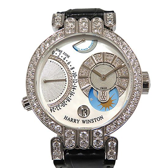 harrywinston premiere HARRY WINSTON Premiere Ex Center Time zone 200/mmtz39w