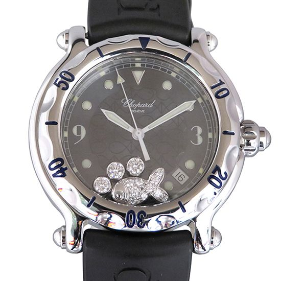 chopard other ショパール ハッピーフィッシュ ハッピースポーツ 28/8347