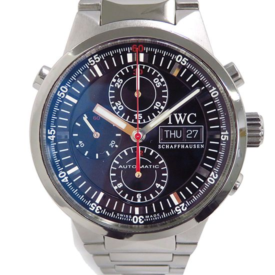 iwc other IWC GST クロノグラフ ラトラパンテ iw371518