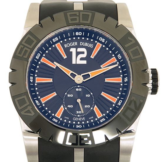 rogerdubuis easydiver ROGER DUBUIS Easy diver New Easy Diver Trilogy 88 limited editions sed46-821-93-00/09a01