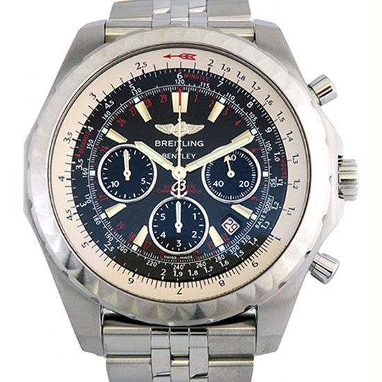 breitling bentley BREITLING Bentley Motors T speed a257b54sps