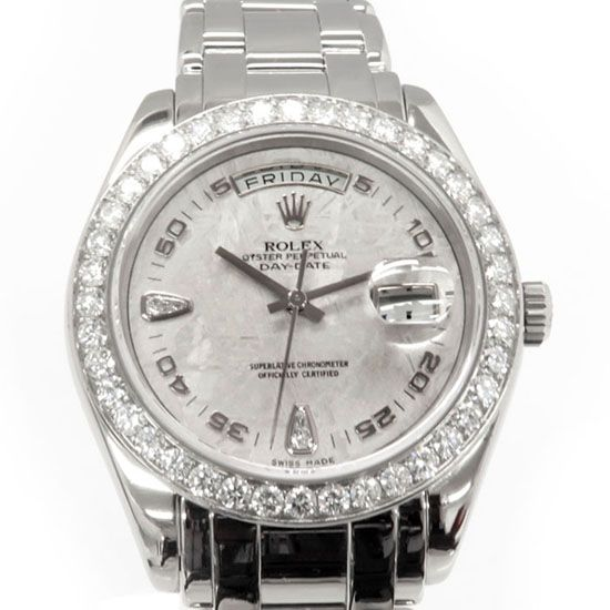 brand new 2eaa9 a64ad 18946 2BR (中古) ロレックス デイデイト | 腕時計の通販 ...