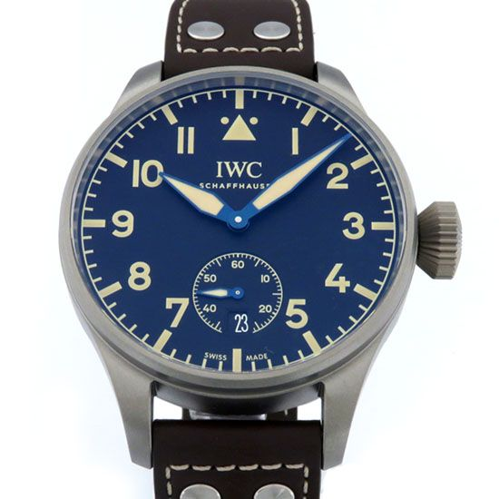 iwc pilotwatch IWC Pilot watch Big Pilot Heritage Watch 48 Limited to 1000 copies in the world iw510301